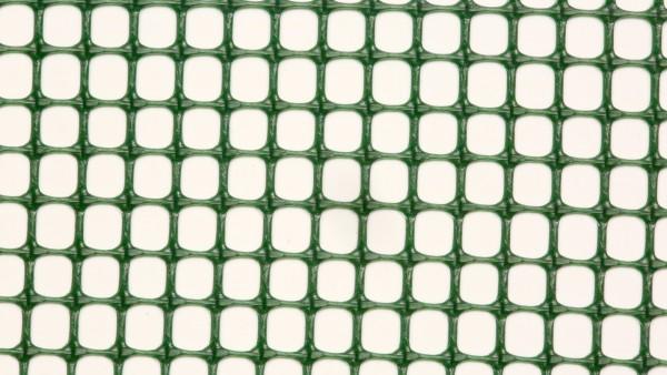 Pflanzgitter/Plastikgitter/Moosgitter Maschenweite 5 mm PE-Kunststoff grün eingefärbt