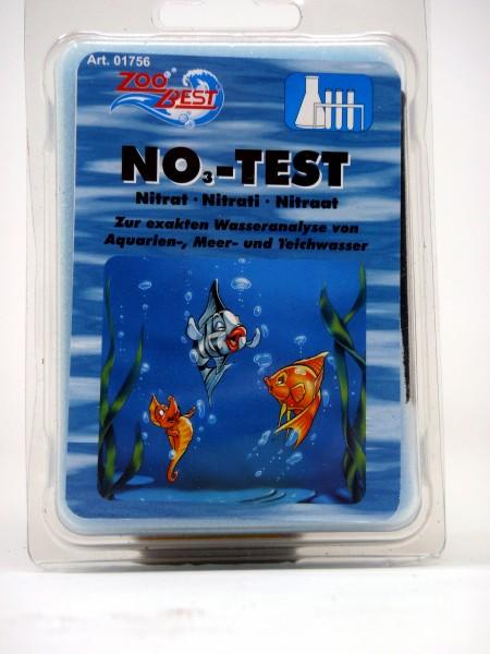 Test Nitratgehalt