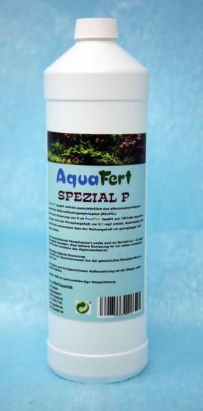 AquaFert Spezial P - Phosphorergänzungsdünger für Aquarien