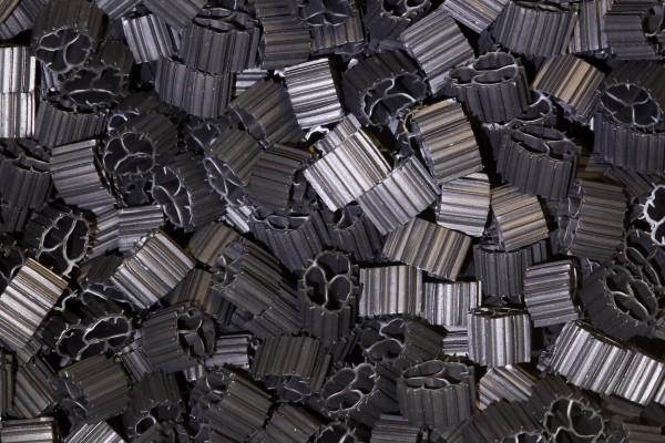 Bio-Wirbel - Filterkörper aus Kunststoff für biologische Wasserreinigung