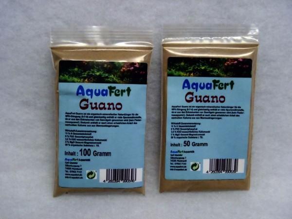 Guano Pulverform