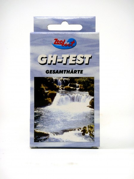 Test GH - Gesamthärte