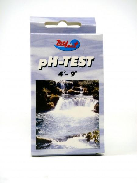 Test pH-Wert