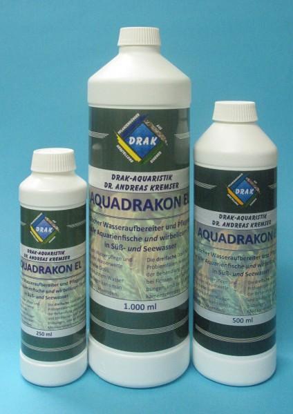 Aquadrakon EL - natürlicher mineralischer Wasseraufbereiter und Pflegetonikum