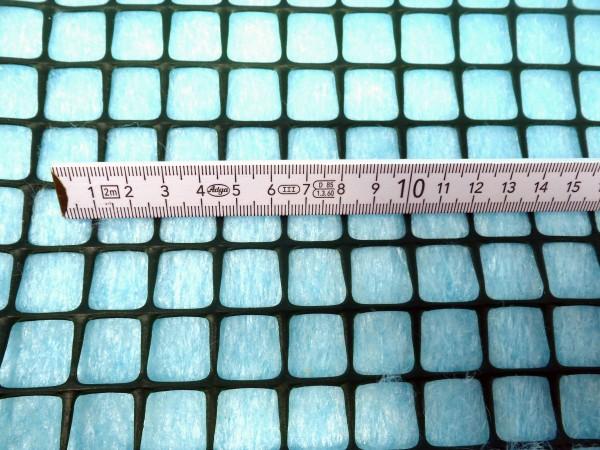 Pflanzgitter/Plastikgitter/Moosgitter Maschenweite 20 mm PE-Kunststoff grün eingefärbt