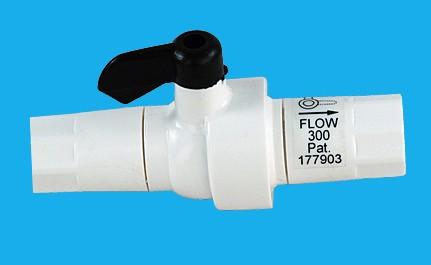 Spülventil Flow für Osmoseanlagen