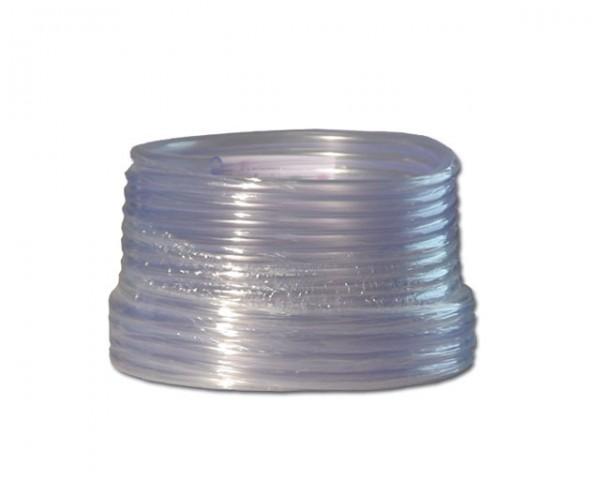 PVC-Schlauch klar