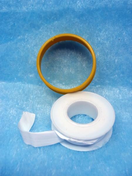 Dichtband für CO2-Verschraubungen PTFE