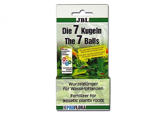 JBL Die 7 Kugeln