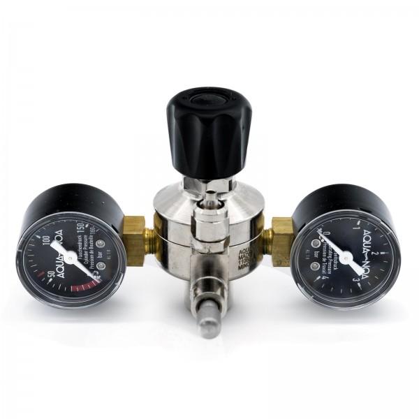 Druckminderer für CO2- Einwegflaschen