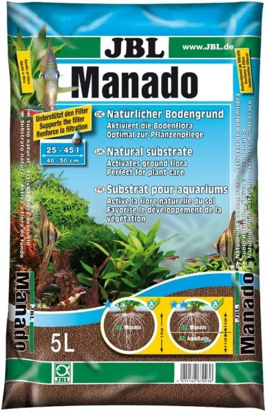 Bodengrund Manado