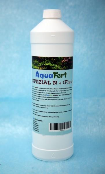 AquaFert Spezial N+ (Plus) - Stickstoffergänzungsdünger für Aquarien